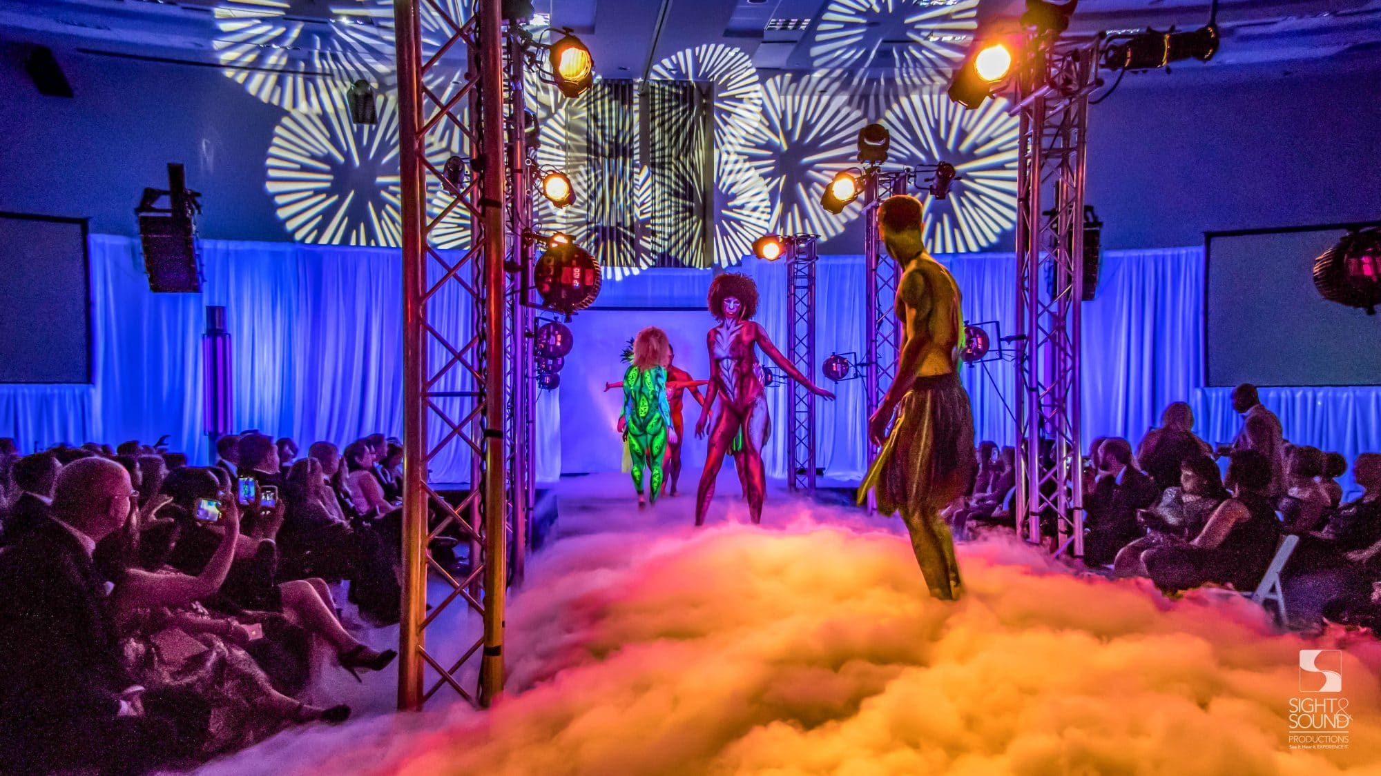 Corporate-Fashion-Show-Setup